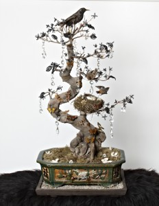 Bonsai Table Sculpture