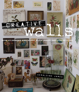 Creative Walls by Geraldine James