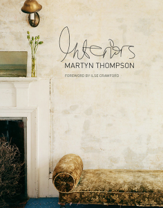 Martyn Thompson's book Interiors