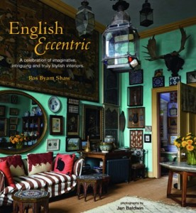 English Eccentric book