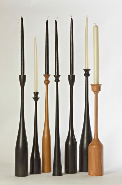 Holt Harrison Candle Holders